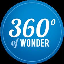 360 degress of wonder